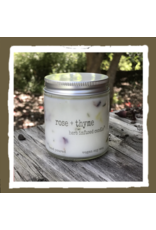 Herb Candle - Rose&Thyme