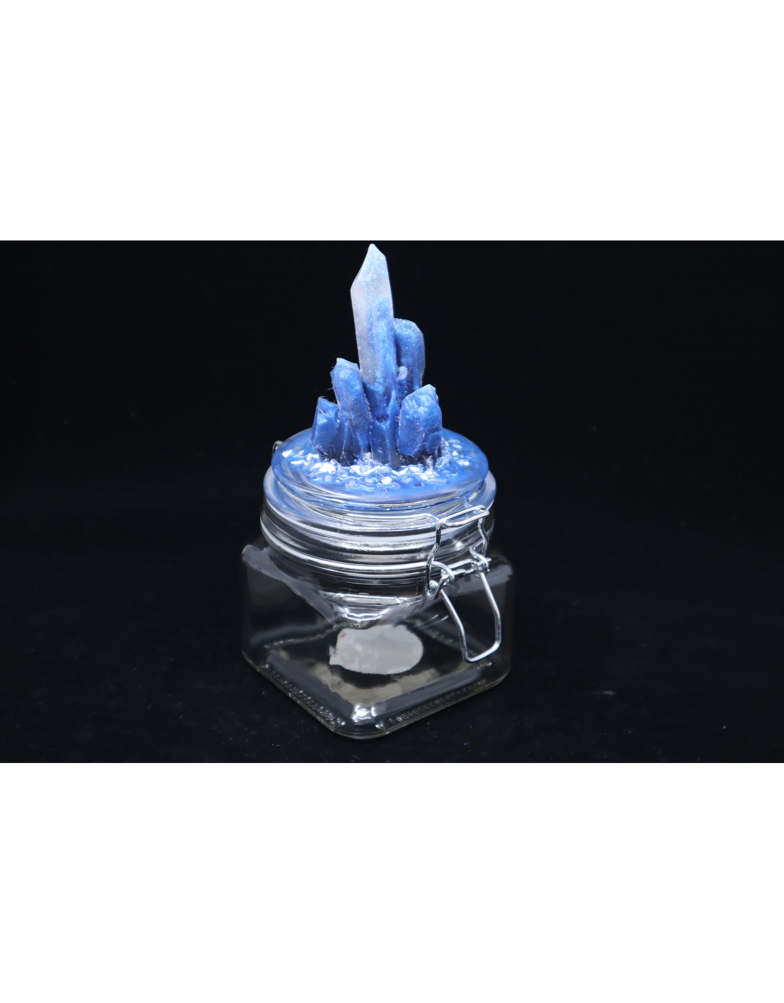 Resin Crystal Jar #7