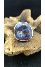 Boulder Opal Ring 2 - Adjustable