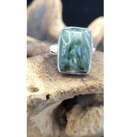 Seraphinite Ring 1 - Adjustable