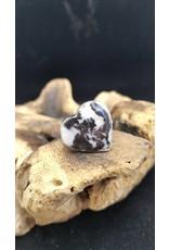 Zebra Skin Jasper Ring 2 - Adjustable