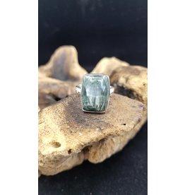 Seraphinite Ring 3 - Adjustable