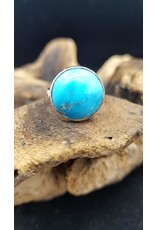 Turquoise Ring 1 - Adjustable