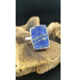 Lapis Ring 2 - Adjustable
