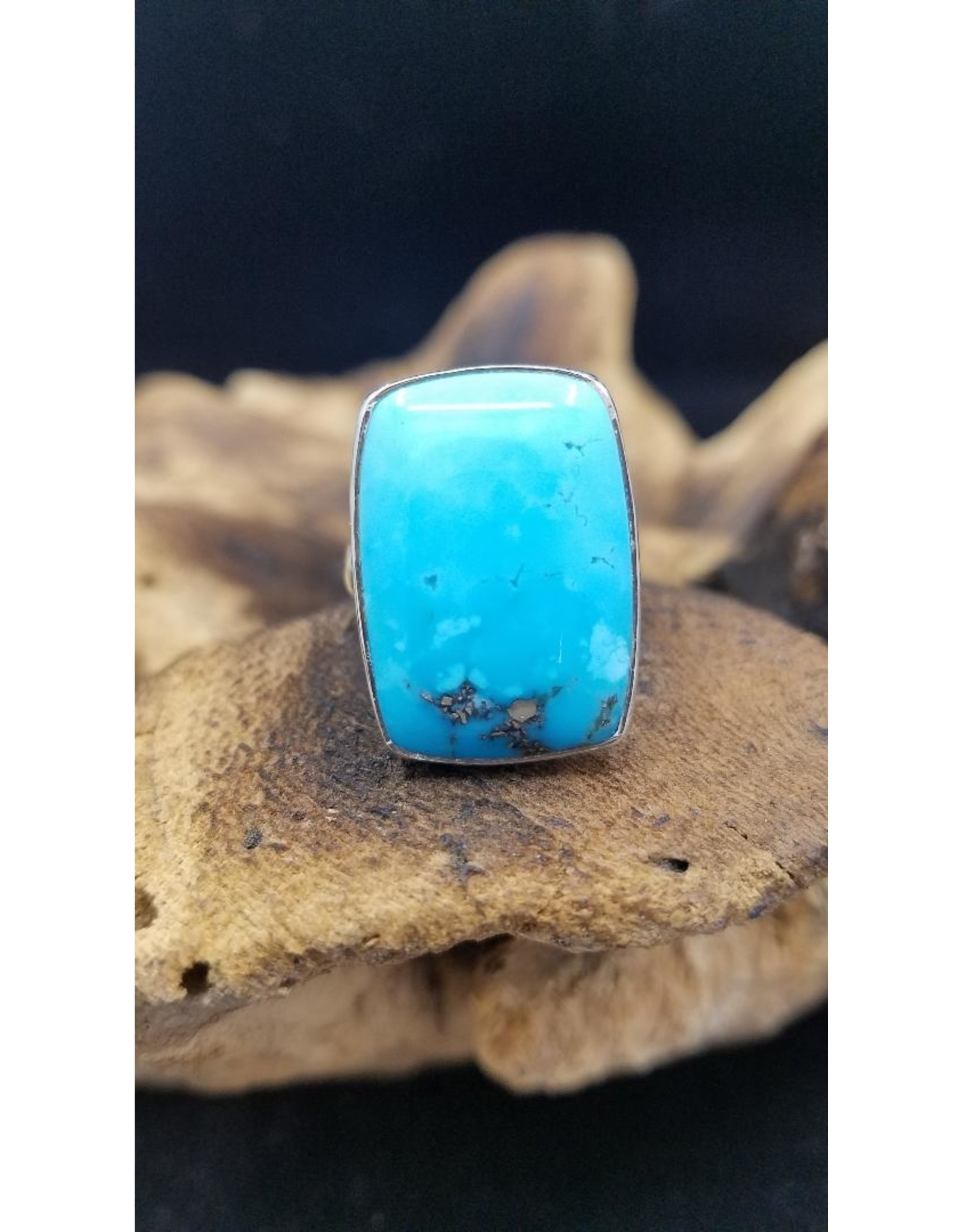 Turquoise Ring 2 - Adjustable