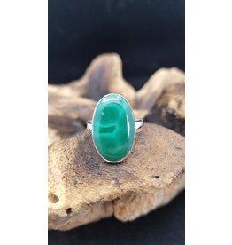 Malachite Ring 3 - Adjustable