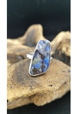 Boulder Opal Ring 4 - Adjustable