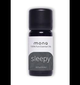 Monq Sleepy Pure Essential Oils