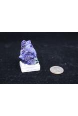 Azurite w/ Malachite 17 - Rough Raw Natural