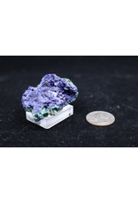 Azurite w/Malachite 21 - Rough