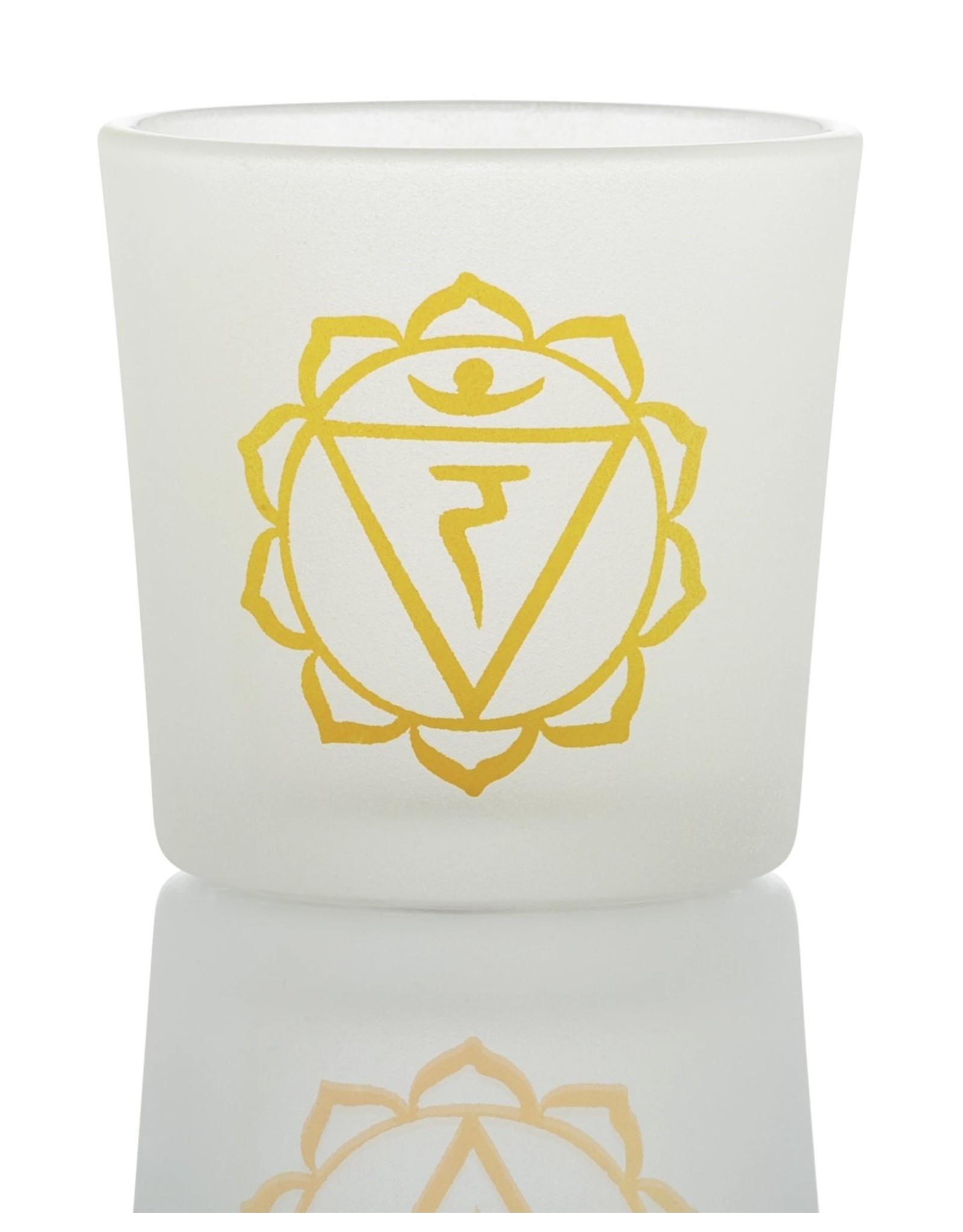 Chakra Votive - Solar Plexus