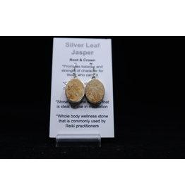 Leaf Jasper Earrings