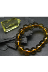 Citrine Bracelet - Unheated 13mm