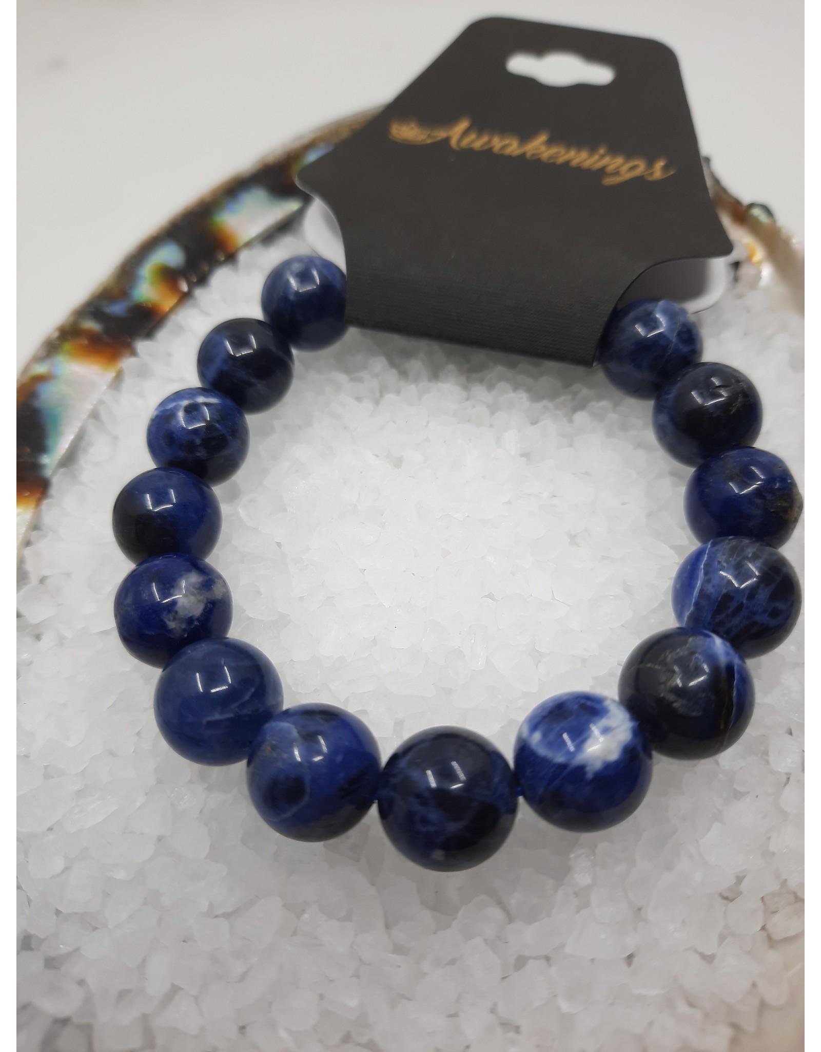 Sodalite Bracelet - 12mm