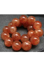 AAA Grade Sunstone Bracelet - 10mm