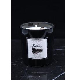 Detox Candle - Smoky Quartz