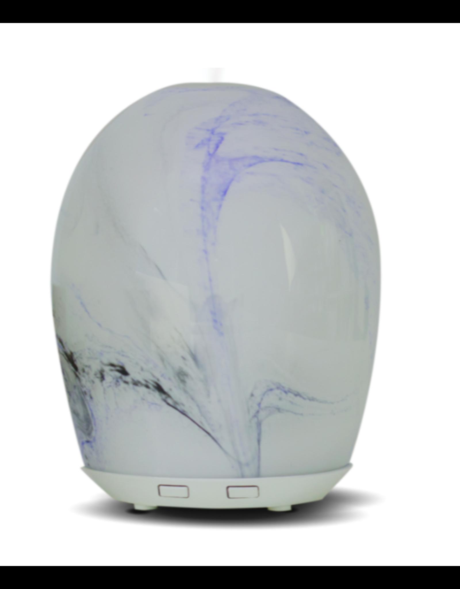 Greenair White Marble Diffuser