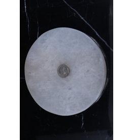 """Selenite Charging Disk/Plate-8"""" XL"""