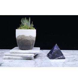Purple Opal Pyramid-Large