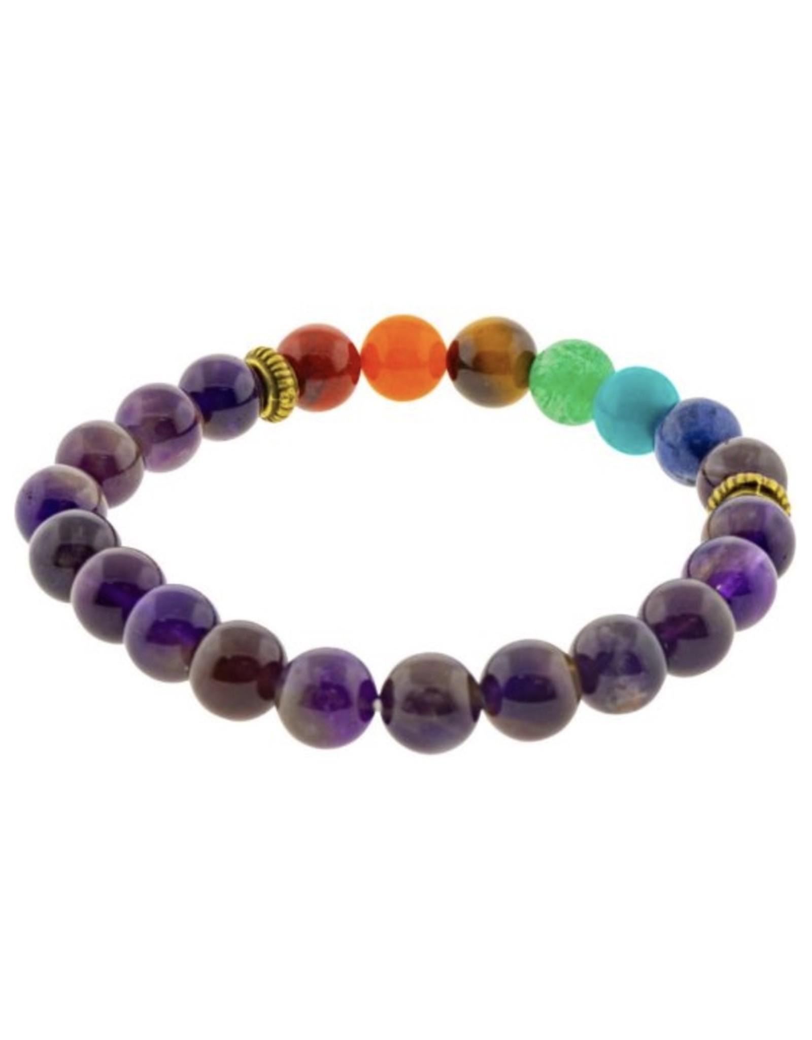 Amethyst Chakra - Bracelet
