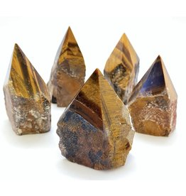 Gold Tiger Eye Top Polished Point