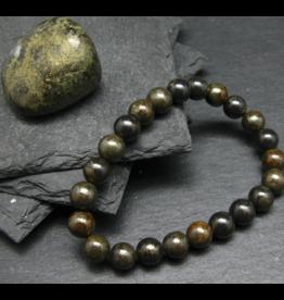 Healers Gold Bracelet - 8mm