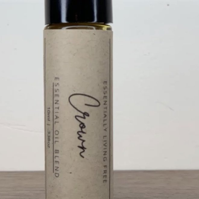 Crown Chakra Roller Roll On-Essential Oil Blend