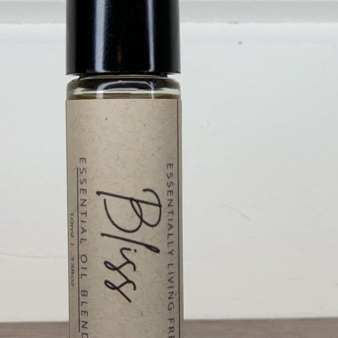 Bliss Essential Oil  Roller