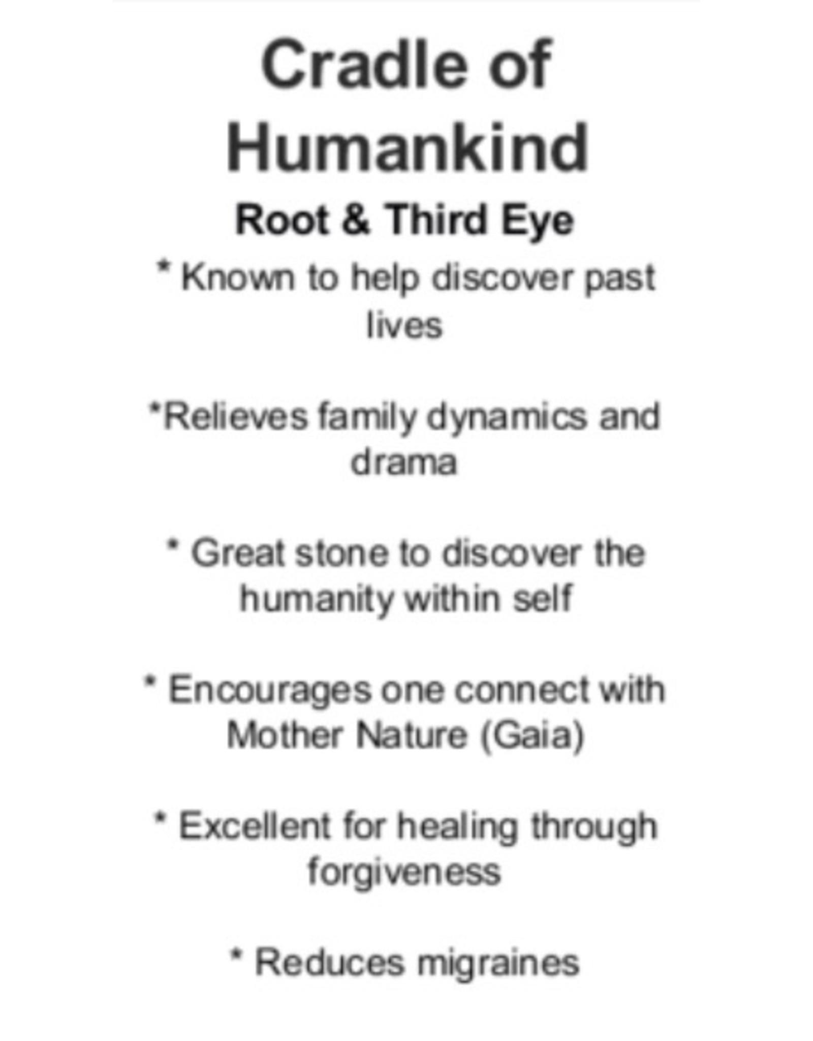 Cradle of Humankind - Tumbled