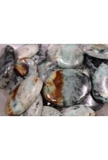 Blue Opal Worry Stone
