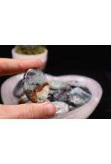 Blue Opal Worry Stone -Medium Oval