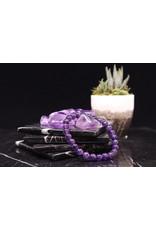 Amethyst Bracelet-8mm