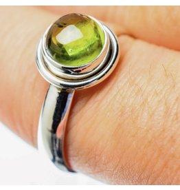 Peridot Ring - Size 8.5