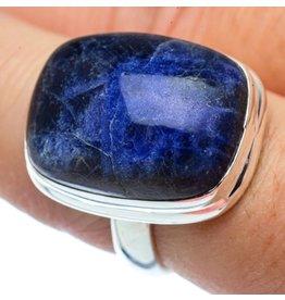 Sodalite Ring - Size 8