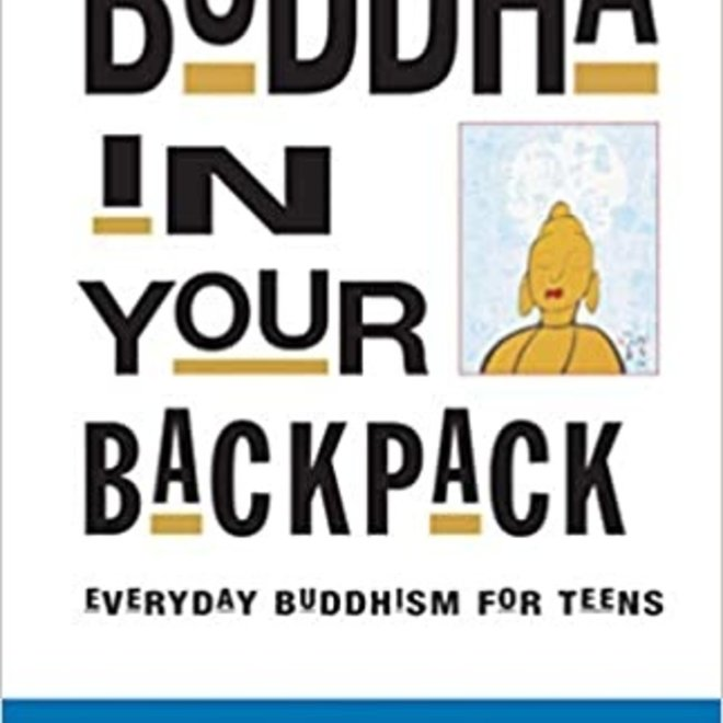 Budda In Your Backpack