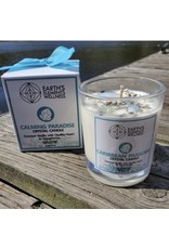Crystal Candle - Calming Paradise