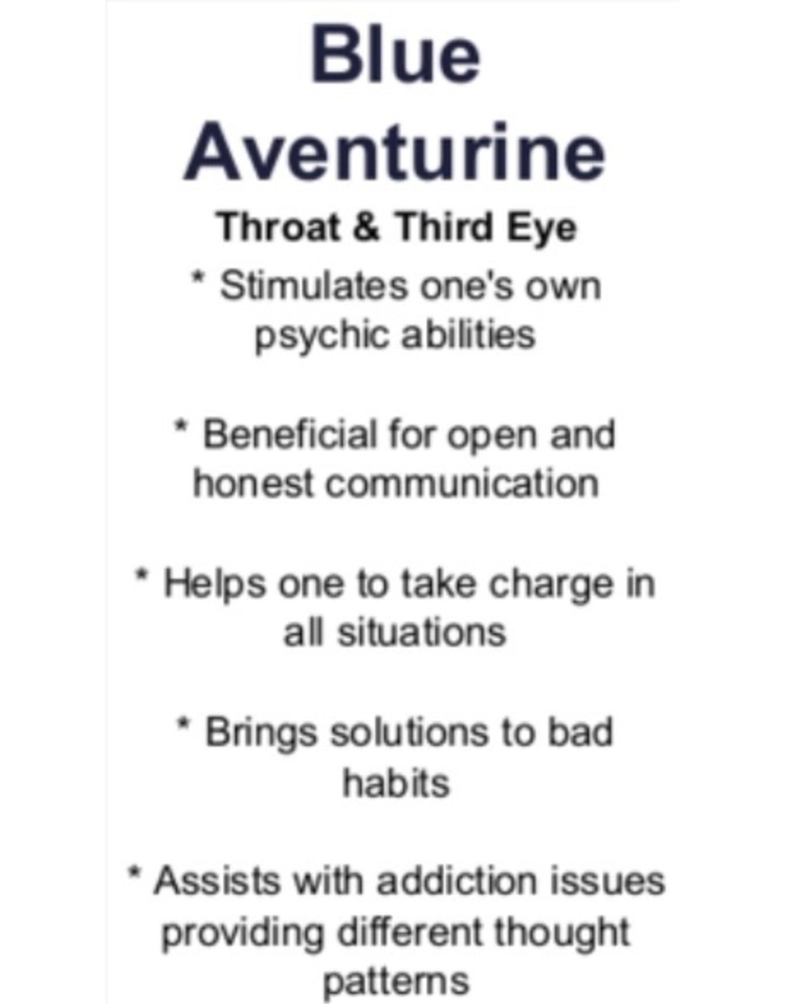 Blue Aventurine - Tumbled