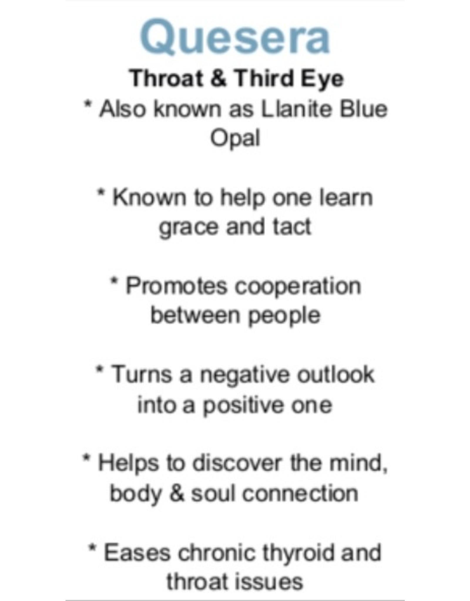 Blue Opal AA Grade-Tumbled