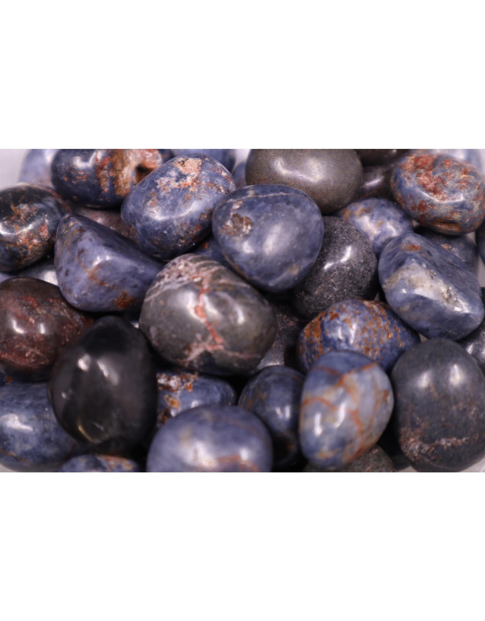 Blue Sapphire - Tumbled