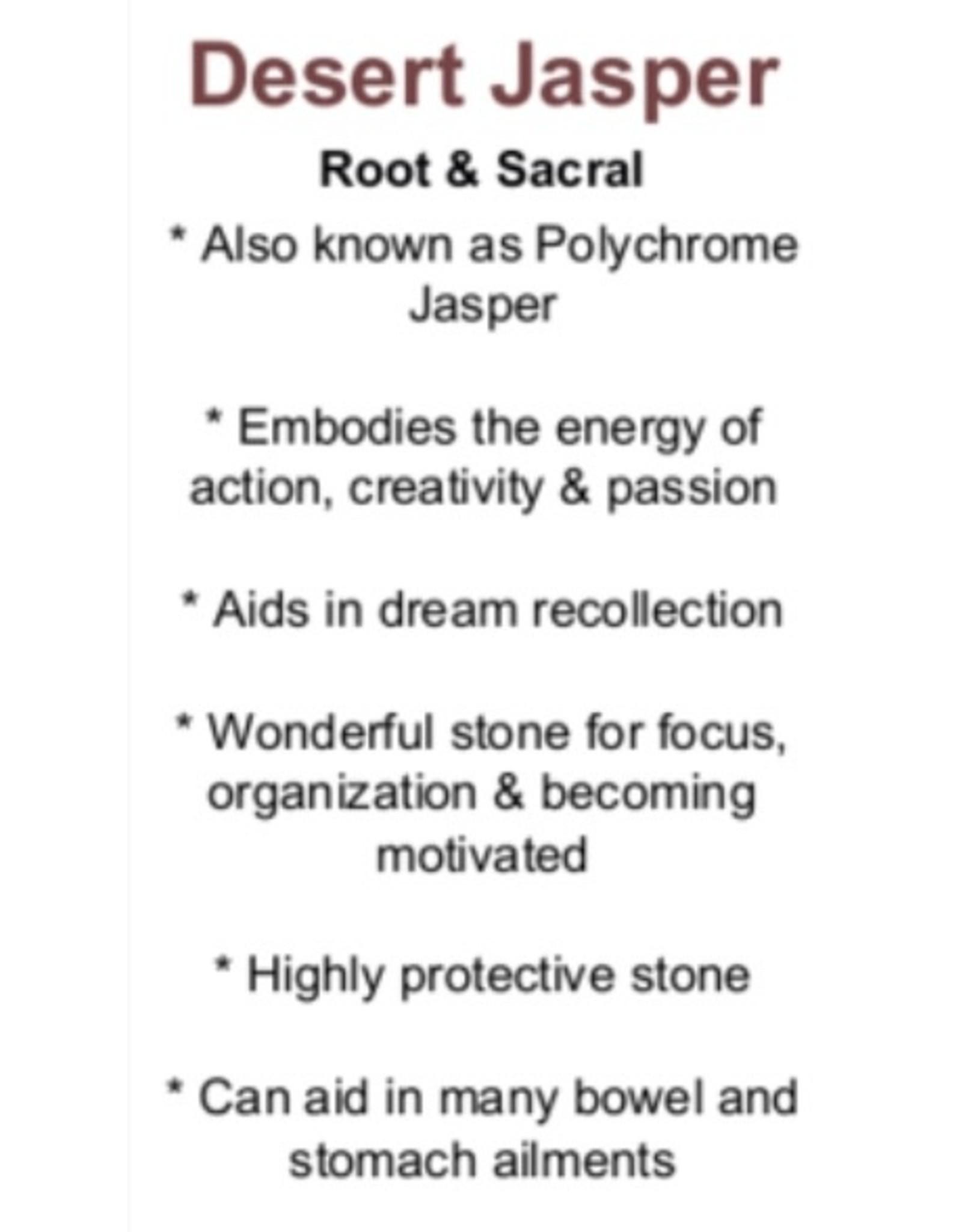 Desert Jasper - Tumbled