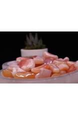 Apricot Agate - Tumbled