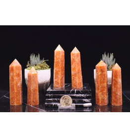 "Sunstone Tower/Point -Medium (3-4"")"