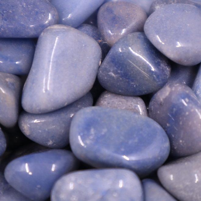 Blue Quartz - Tumbled