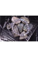 Blue Labradorite Bracelet - 10mm