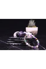 Bracelet -Assorted Gemstone  - 7mm