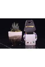 Assorted Gemstone Bracelet - 7mm