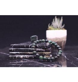 Green Chlorite Bracelet - 8mm