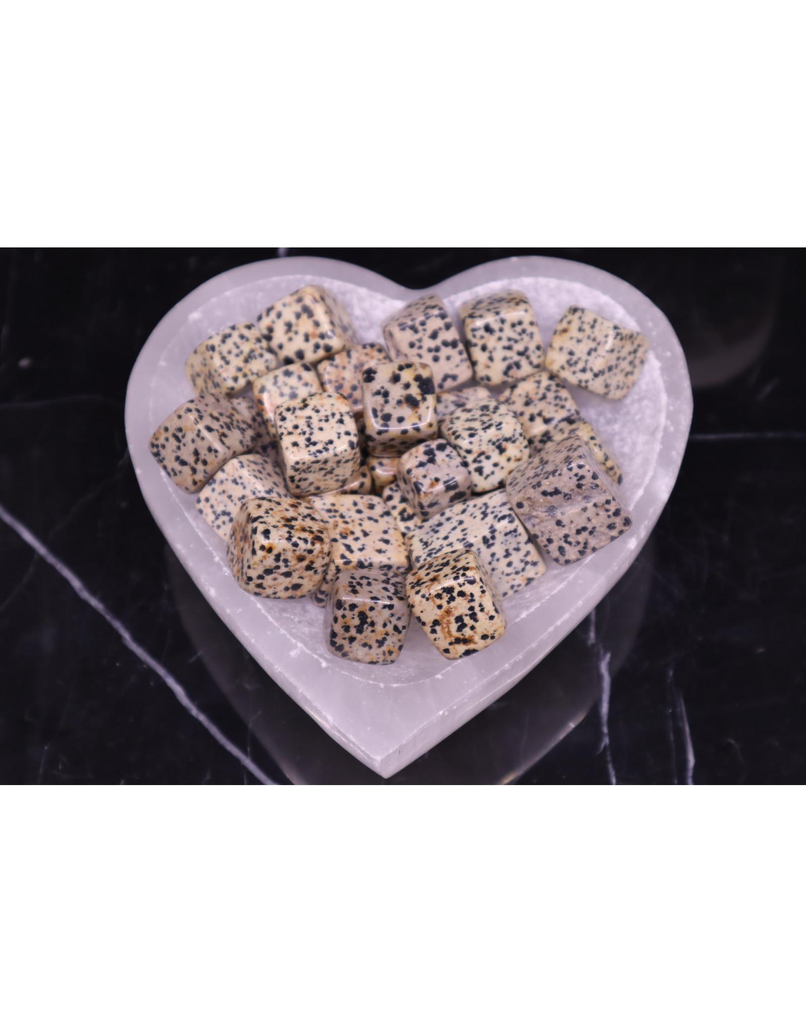 """Dalmatian Jasper Cubes 1"""""""