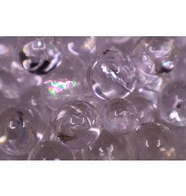 Clear Quartz Rainbow Sphere/Orb-10-20mm