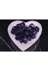 "Blue Sandstone (Goldstone) Cubes 1"""